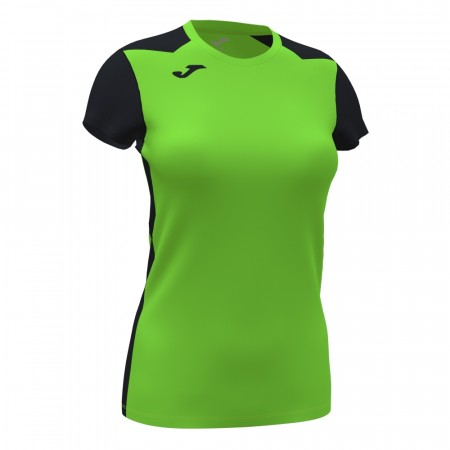 Joma Record II Short Sleeve, Dame