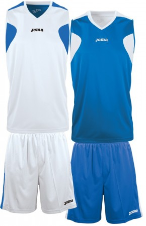Joma Basket Reversible Set