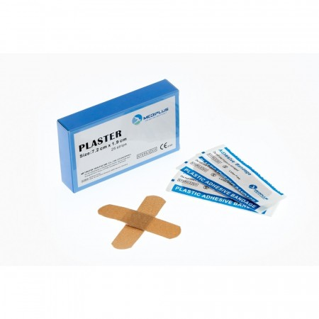 MP-Plasterstrips, 10 pk.