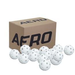 SALMING AERO FLOORBALL 200-PCS WHITE